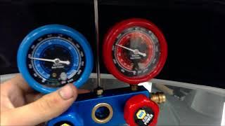 AC pressure test
