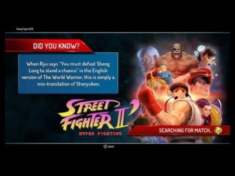 Street Fighter® 30th Anniversary Collection - YEET to WIN |