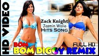 Bom diggy diggy (Video)   Zack Knight  Jasmine Walia Mr MG