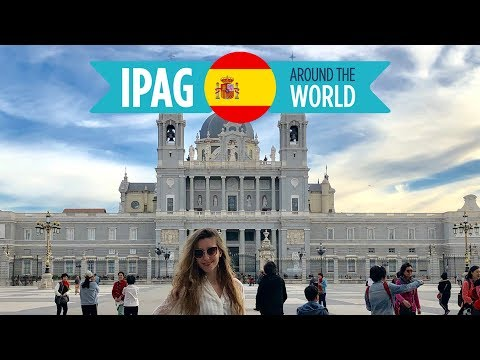 Expat IPAG Madrid : Joanna / Internship