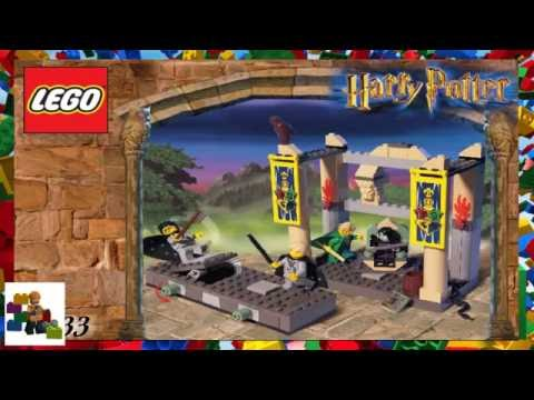 LEGO Instructions - Harry Potter ™ - 4733 - The Dueling Club