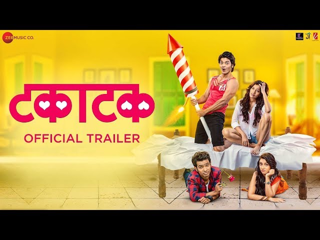 Takatak - Official Trailer | Prathamesh Parab, Ritika Shrotri, Pranali Bhalerao & Abhijit Amkar