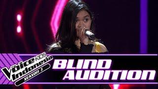 Shandy - Kekasih Bayangan | Blind Auditions | The Voice Kids Indonesia Season 3 GTV 2018