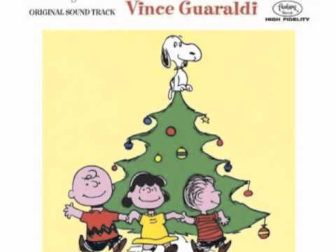 a charlie brown christmas-christmas time is here (vocal)