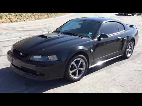 2004 mustang mach 1 review doovi. Black Bedroom Furniture Sets. Home Design Ideas