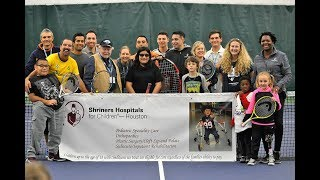 Stand Up Tennis Empowers