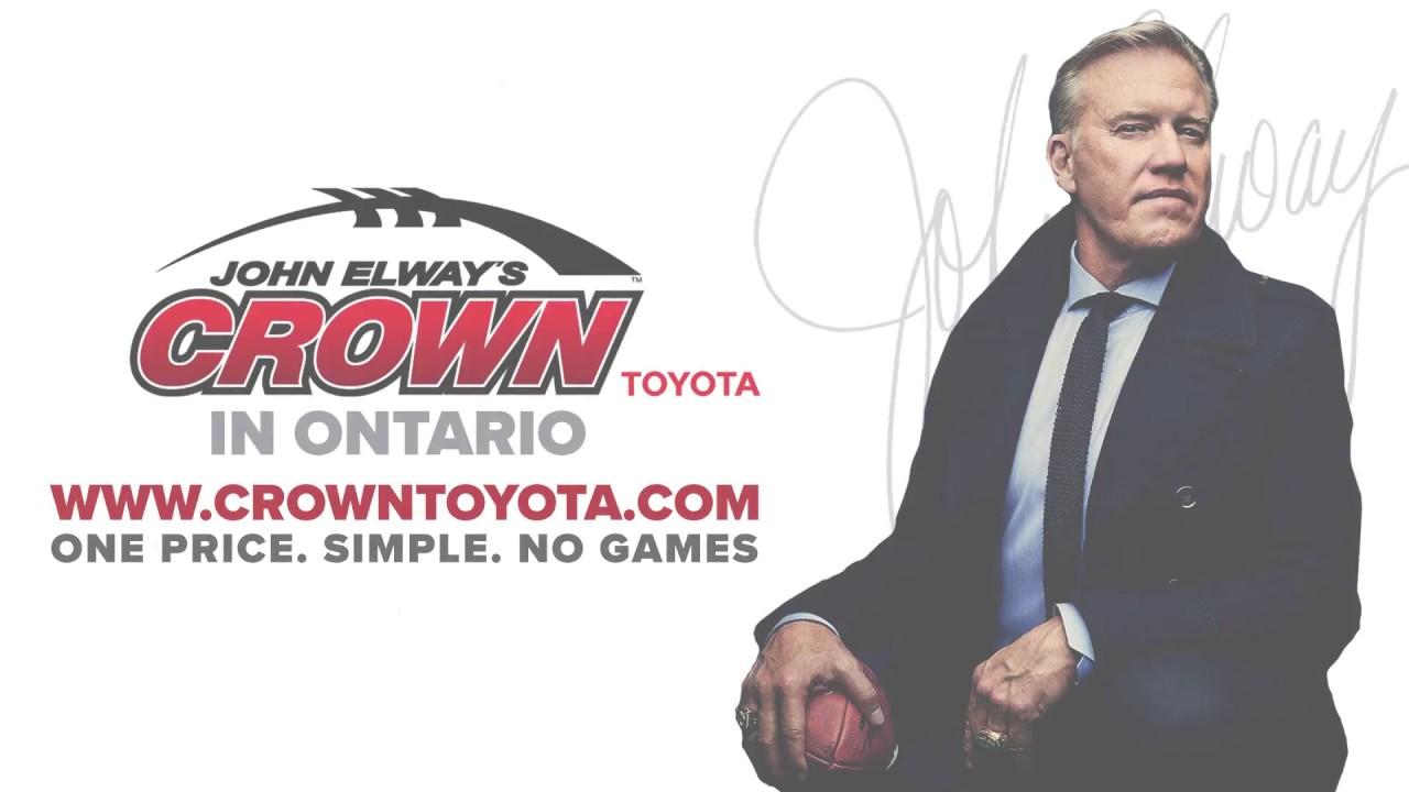 John Elwayu0027s Crown Toyota   No Games