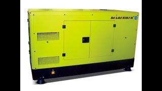 Обзор дизельного генератора DALGAKIRAN DJ 70 в шумозащитном всепогодном кожухе(, 2016-03-18T08:00:31.000Z)