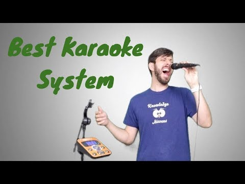 Best Karaoke System (Singtrix Review 2018)