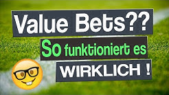 Value Bets Erklärung & Value Bets finden  - Value wetten finden