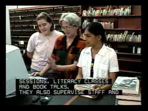 Librarian Job Description