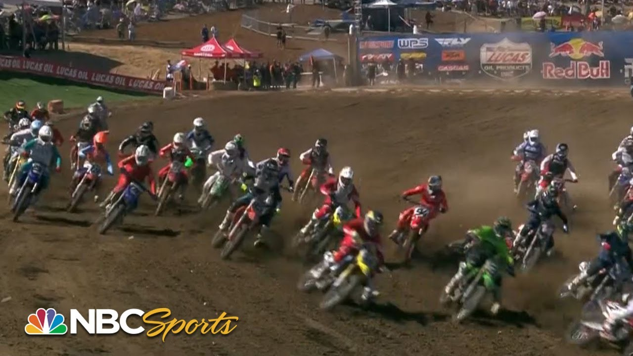 Download Pro Motocross Round No. 12: Hangtown   EXTENDED HIGHLIGHTS   8/28/21   Motorsports on NBC