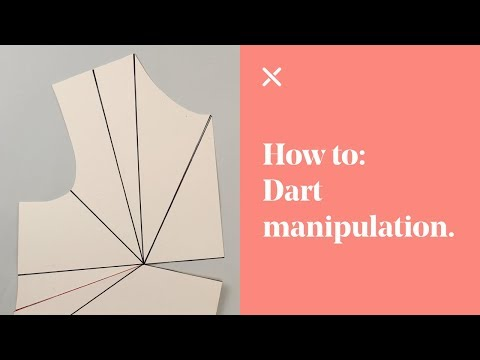 How To: Dart Manipulation (Pattern Cutting)