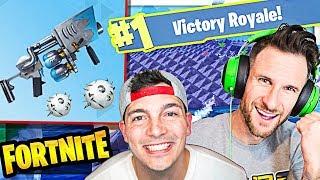 Nickatnyte & Molt EXPLOSIVES (Fortnite Battle Royale)