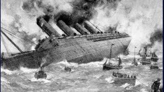 Guerre 14-18 : Le drame de Lusitania - Documentaire Histoire Ep4