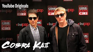 Two Dojos, One Live Stream | Cobra Kai at C2E2