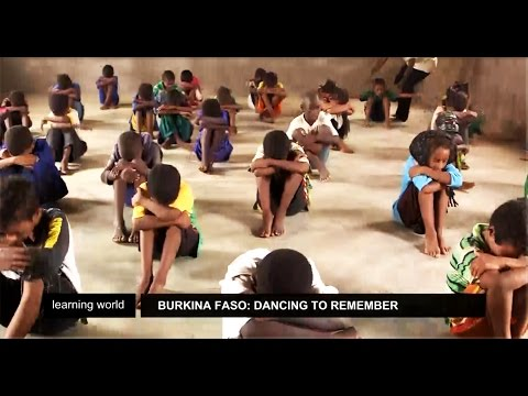 Burkina Faso: How dancing helps displaced people to remember (Learning World: S5E45, 1/3)