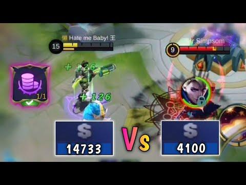 Kimmy Farm is Real?!! 😱 Best Build & Emblem Set | Mobile Legends: Bang Bang thumbnail