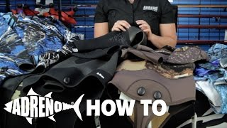 How To Choose a Wetsuit | ADRENO