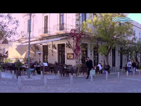 Atenas: Barrio Thissio