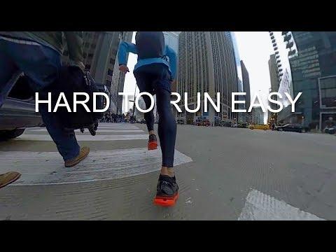 Hard to Run Easy