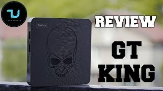 Beelink GT King Review/Hands on/Benchmarks/Gaming/Heating/4K 60FPS/Amlogic S922X