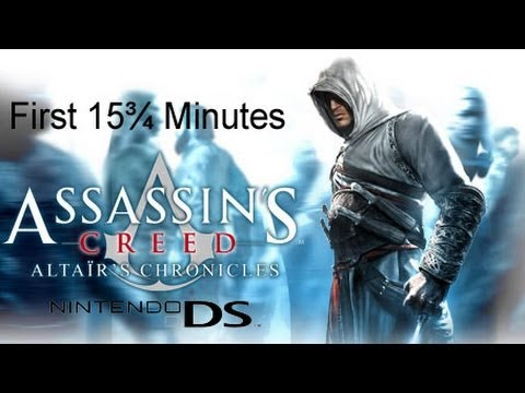 assassins creed ds