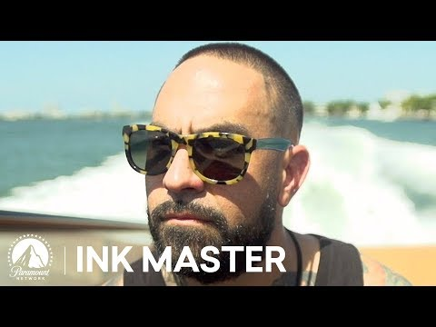 In Focus: Get To Know Chris Nuñez   Ink Master