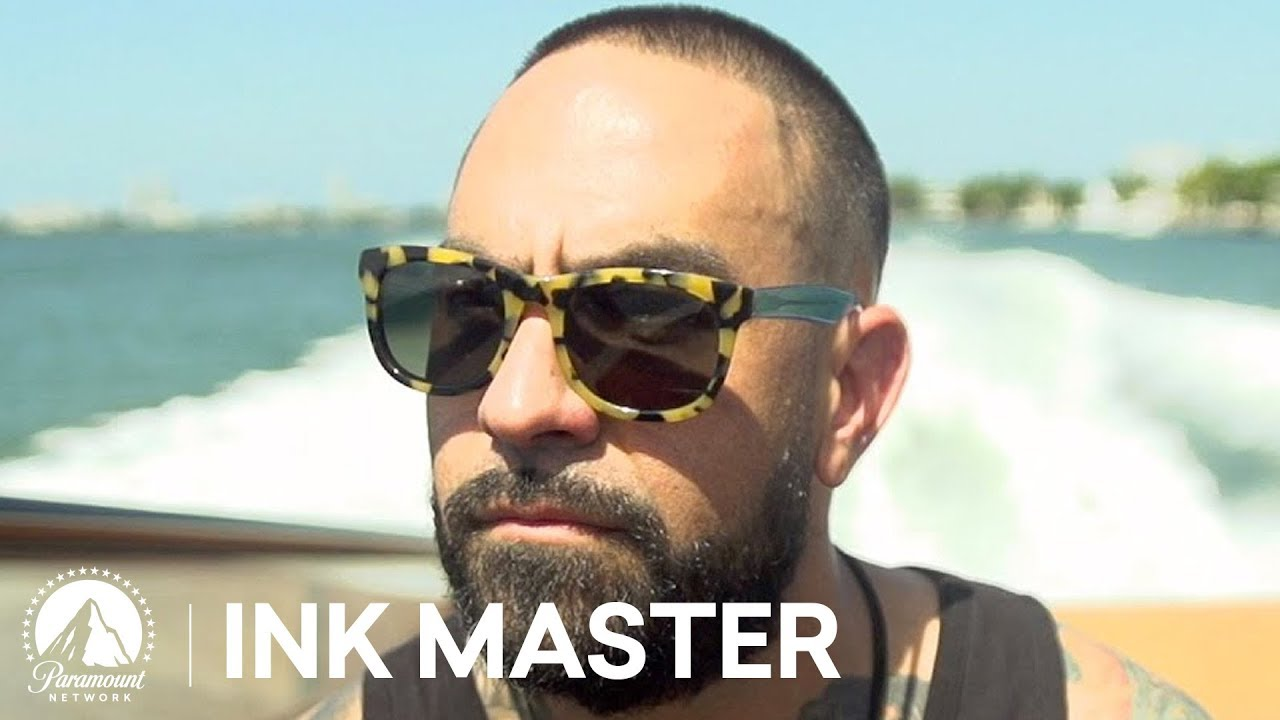 In Focus Get To Know Chris Nuñez Ink Master