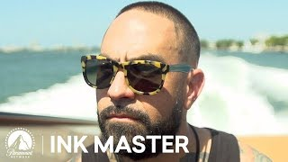 In Focus: Get to Know Chris Nuñez | Ink Master