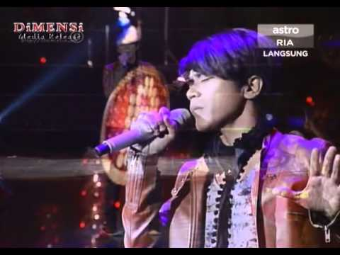 Konsert AF9 Minggu 07 - Hazama - Segalanya Ku Terima - DiMENSi