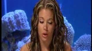 Love Island Bianca distraught in Beach Hut