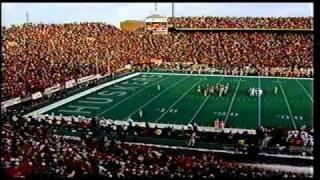 #16 Oklahoma Sooners at #2 Nebraska Cornhuskers - 1993