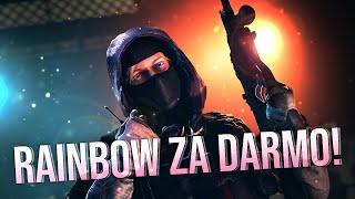 RAINBOW SIX SIEGE za DARMO!