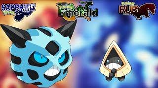 Pokémon Emerald #19 - Como Capturar Snorant (BR)