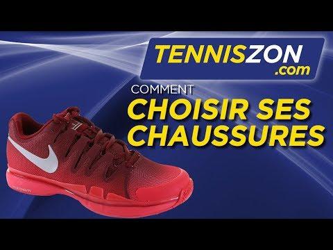 Choisir ses Chaussures de Tennis