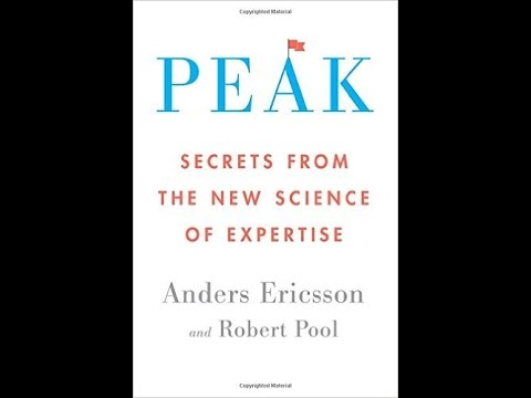 Episode 066 – Anders Ericsson Ph.D. M.D.- The New Science of Expertise