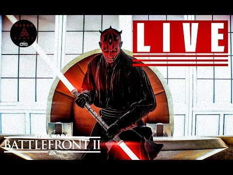 🔴 STAR WARS BATTLEFRONT 2 GALACTIC ASSAULT - LIVE - PS4 PRO