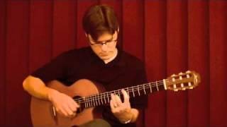 Art Hodges - Autumn Leaves (excerpt) - Lowden Jazz guitar