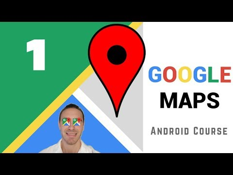 Google Maps & Google Places Android Course