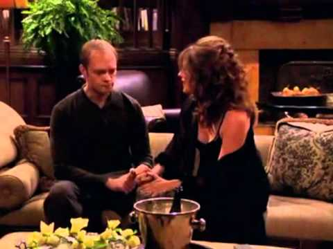 Frasier- Niles and Daphne get a Baby