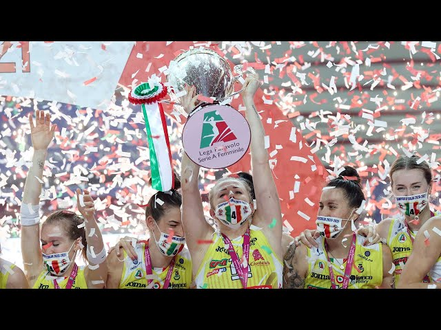 Review Gara-2 Finali Playoff Scudetto | Lega Volley Femminile 2020/21