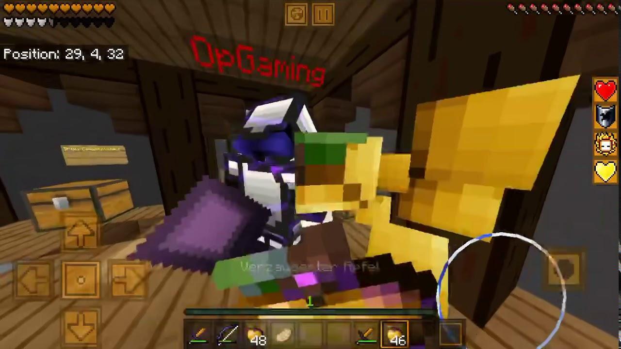 1o1 Vs OpGaming  Mcpe #1