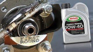 Meguin Syntech Premium 10W40 Jak skutecznie olej chroni silnik?