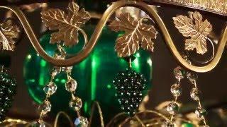 Люстра под старину(Хрустальная люстра под старину от компании Тверьстекло. Светильник стилизован под классические усадебные..., 2015-12-07T15:16:02.000Z)