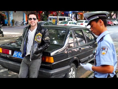 Don't Take an Illegal $800 Car on a Road Trip in China