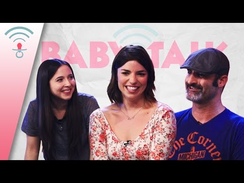 Little Esther, Angela Trimbur, & Brody Stevens  Baby Talk