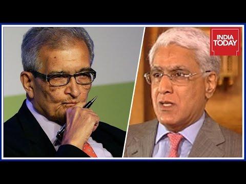 To The Point : Amartya Sen Exclusive Interview By Karan Thapar On Demonetization