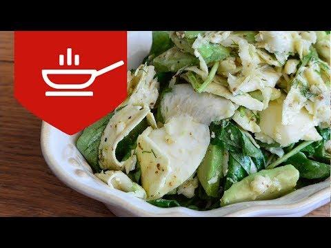 nefis-rokalı-hardallı-Çiğ-enginar-salatası