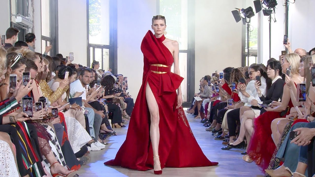 Elie Saab Haute Couture iFalli iWinteri 2020 i2020i Full